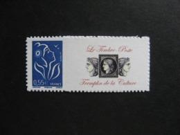 A). TB  N° 3802D . Grande Vignette. Neuf XX - Francia