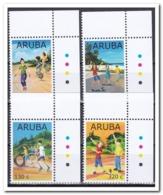 Aruba 2019, Postfris MNH, Children's Games - Curacao, Netherlands Antilles, Aruba
