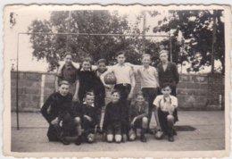 Aalst - FOTO Buitenverblijf Jezuieten Mijlbeek 1945-46 - Aalst