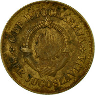 Monnaie, Yougoslavie, 10 Para, 1975, TB+, Laiton, KM:44 - Joegoslavië