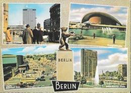 Berlin, Multivues - Bahnhof Zoo, Europa Center, Kongresshalle, Ernst Reuter Platz - Non Classés