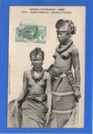 GUINEE - Jeunes Foulahs - Guinée Française