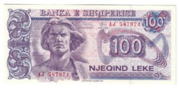 ALBANIA100LEKE1994P55UNC.CV. - Albania