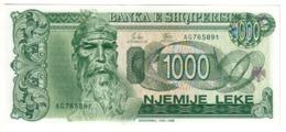 ALBANIA1000LEKE1994P58UNC.CV. - Albania