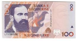 ALBANIA100LEKE1996P62UNC.CV. - Albania