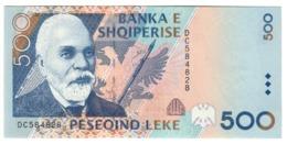 ALBANIA500LEKE1996P64UNC.CV. - Albanië