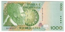 ALBANIA1000LEKE1996P65UNC.CV. - Albania