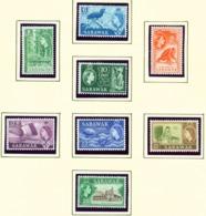 SARAWAK  -  1964-5 Definitives Set Unmounted/Never Hinged Mint - Sarawak (...-1963)