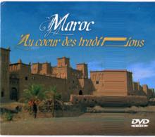 CD N°1772 - MAROC - AU COEUR DES TRADITIONS - DVD VIDEO - Music On DVD