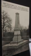 CPA - St Martin D'abbat (loiret) - Monument élevé Par Les Soins De La Municipalité.... - France