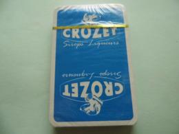 Jeu De 32 Cartes - Crozet - Sirops Liqueurs - 32 Kaarten