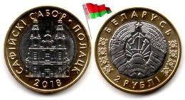 Belarus - 2 Roubles 2018 (Cathedral St Sophia In Polotsk - 25,000 Ex.) - Belarus