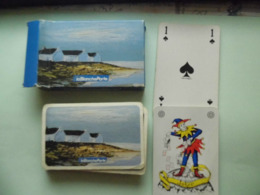Jeu De 32 Cartes - La Blanche Porte -laBlanchePorte -  Made In Belguim -Mundi - 32 Karten