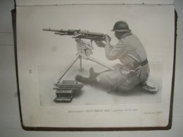 - Manuel De La Mitrailleuse Automatique Hotchkiss ( Modéle 1914 ) 1917 - Libri, Riviste & Cataloghi