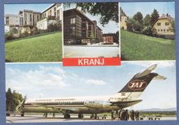 Slovenia Kranj Aeroport Yugoslav Airlines Yugoslavia - Slovenia
