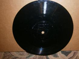 Disque Souple Du Journal Spirou Résentation Des Stroumpfs - Music & Instruments