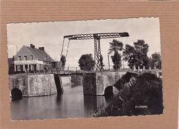 CPSM 62, Audruicq, Le Pont D'hennuin - Audruicq