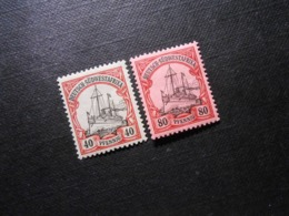 D.R.Mi 17/19**MNH - Deutsche Kolonien ( Deutsch-Südwestafrika ) 1901 - Mi 9,60 € - Colony: German South West Africa