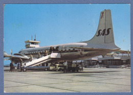 Aerodrome Cilipi Dubrovnik Croatia Yugoslavia SAS Airlines - Aerodromes