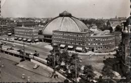 ! Alte Ansichtskarte Basel, Markthalle, Architektur, Architecture, Schweiz - BS Basle-Town