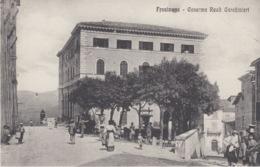 (028) CARTOLINA - FROSINONE - CASERMA REALI CARABINIERI - Frosinone