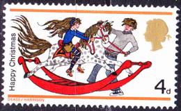Großbritannien Great Britain Grande-Bretagne - Weihnachten (MiNr: 493) 1968 - Postfrisch MNH - Unused Stamps