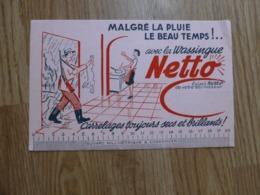 BUVARD NETTO - Pulizia