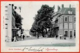 En L'état CPA AK S GRAVENHAGE (DEN HAAG) PAYS-BAS Zuid-Holland - KORTE VOORHOUT - Den Haag ('s-Gravenhage)