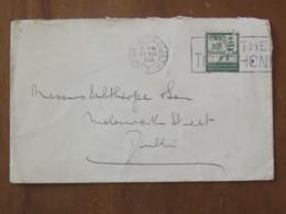 Ireland 1934 Cover Baile Atha To Dublin - Sport Hurling - 1922-37 Stato Libero D'Irlanda