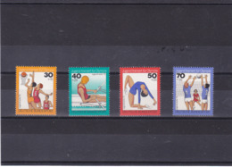 RFA 1976 SPORTS Yvert 731-734 NEUF** MNH Cote : 6 Euros - Neufs