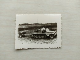 WWII Foto Wehrmacht Panzer  2 WK Photo - 1939-45