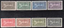 APR2984 - HAITI 1945 , Beneficenza  Serie Yvert N. 1/8  ***  MNH  (2380A) - Haiti