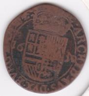 Pays-Bas Espagnols Duché De Brabant 1 Liard 1650 Philippe IV. - Belgique