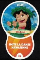 Carte à Collectionner Disney Auchan Les Défis Challenge Lilo 56 / 96 - Andere Sammlungen
