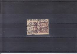 Type Chiffre - Fragment Avec Affranchissement Spécial. - Voir Image - 1891 - 1882-1906 Coat Of Arms, Standing Helvetia & UPU