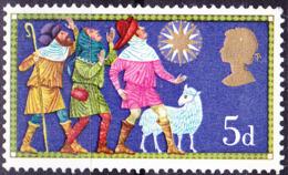 Großbritannien Great Britain Grande-Bretagne - Weihnachten (MiNr: 533) 1969 - Postfrisch MNH - Unused Stamps