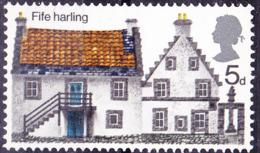 """Großbritannien Great Britain Grande-Bretagne - """"Harling""""-Landhaus In Fife, Schottland (MiNr: 535) 1970 - Postfrisch MNH - Unused Stamps"""