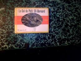 Cp  Carnet De 10  VUEs  Complet Le Col Du Petit Saint Bernard édition Chansol Chambéry - Plogoff