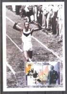 Olympic Games Berlin 1936 - Athletics - Jesse Owens On CM Guinea (to See) - Summer 1936: Berlin