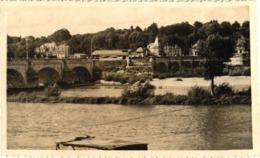 37 .. TOURS .. LE PONT WILSON .. LES ALLEMANDS DETRUISENT 3 ARCHES SUD LE 22 AOUT 1944 - Guerre, Militaire