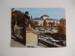 Postcard Postal Germany Saarland - Saarbruecken