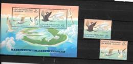 Cocos Keeling Islands, Yvert 313&314+BF, Scott 300&301+bf, MNH - Cocos (Keeling) Islands