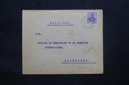 ALLEMAGNE - Enveloppe Commerciale De Cöln Pour Anvers Avec Cachet De Censure - L 43061 - Covers & Documents