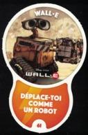 Carte à Collectionner Disney Auchan Les Défis Challenge Wall.e 61 / 96 - Andere Sammlungen
