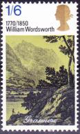Großbritannien Great Britain Grande-Bretagne - 200. Geb. W. Wordsworth (MiNr: 548) 1970 - Postfrisch MNH - Unused Stamps