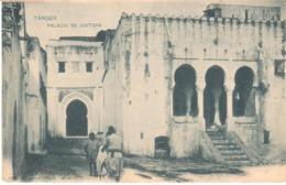 POSTAL  TANGER  .MARRUECOS  - PALACIO DE JUSTICIA - Tanger