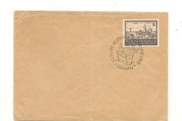 POLOGNE Occupation Allemande Année 1942 Belle  Enveloppe - 1939-44: 2. WK