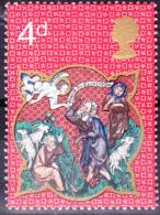 Großbritannien Great Britain Grande-Bretagne - Weihnachten (MiNr: 558) 1970 - Postfrisch MNH - 1952-.... (Elizabeth II)