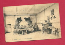 C.P. Tournai  =  Cercle Militaire  : Salle De Récréation 2 - Tournai