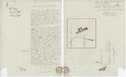 Lettre De 66 BIENNE T.B. 1806 - Biens état De Berne - Postmark Collection (Covers)